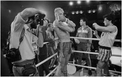 Рокки 4 / Rocky IV (Сильвестр Сталлоне, Дольф Лундгрен, 1985) - Страница 2 Ecc093590063893