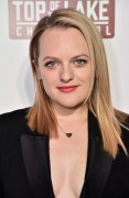 Elisabeth Moss -     ''Top Of The Lake China Girl'' Premiere New York City September 7th 2017.