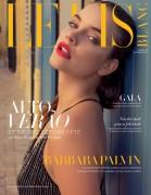 Barbara Palvin -                  Le Lis Blanc Magazine (Brazil) October 2017.