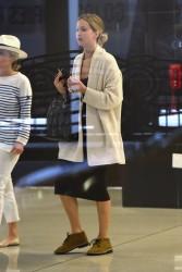 Jennifer Lawrence - At JFK Airport 7/6/17
