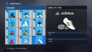 Boot Pack PES 2017