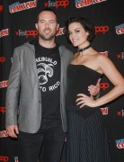"Jaimie Alexander -                         ""Blindspot"" Press Room New York Comic Con October 8th 2017."