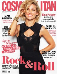 Elsa Pataky -               Cosmopolitan Magazine (Spain) November 2017.