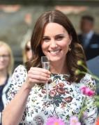 Kate Middleton -                  Long Market Gdansk Poland July 18th 2017.