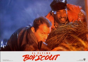 Последний бойскаут / The Last Boy Scout (Брюс Уиллис, Холли Берри, 1991) 8d2441627072103