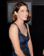 Cobie Smulders -  Attends 'Killing Gunther' Film Screening In Los Angeles (10/14/17)
