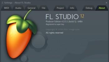 Image-Line FL Studio Producer Edition 12.5.1 Build 5 (Eng)