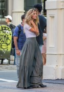 Nina Agdal -                 New York City Photoshoot August 24th 2017.