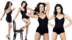 Abigail Spencer, Kate Mara, Selena Gomez (Wallpapers) 6x