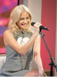 Pixie Lott -                   ''Lorraine'' London October 23rd 2017.