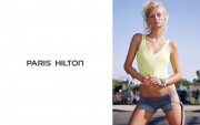 Paris Hilton : 'That's Hot' Wallpapers x 10