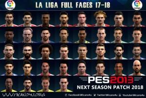Next Season Patch 2017-2018 PES 2013