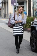 Hilary Duff -               Beverly Hills September 21st 2017.