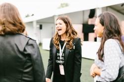 Интервью Женевьев Падалеки на Конференции Создавай и Развивай