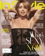 Dannii Minogue -                 InStyle Magazine (Australia) November 2017.