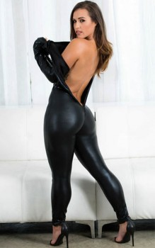 Catsuit Booty Bang (Anal) 720p Cover