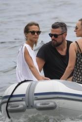 Alicia Vikander - On vacation in Ibiza 7/7/17