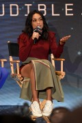 Rosario Dawson -          ''Artemis'' Panel New York Comic Con New York City October 5th 2017.