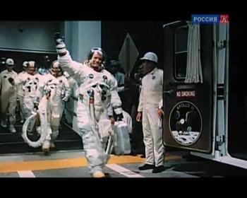 Секреты Луны / The Moon (2 серии из 2) (2015) IPTVRip