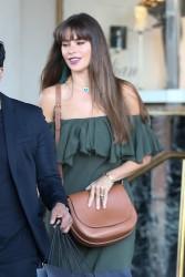 Sofia Vergara - Shopping in Beverly Hills 7/12/17