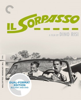 Il sorpasso (1962) [Criterion Collection] .mkv FullHD 1080p HEVC x265 AC3 ITA