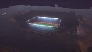 Old Trafford PES 2017