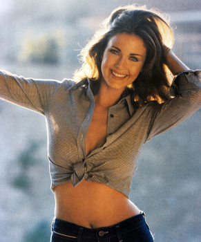 Lynda Carter: At Her Best: HQ x 1