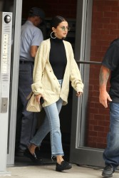 Selena Gomez - Out in NYC 9/29/17