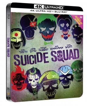 Suicide Squad (2016) Full Blu-Ray 4K 2160p UHD HDR 10Bits HEVC ITA DD 5.1 ENG TrueHD 7.1 MULTI