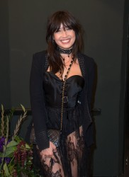 Daisy Lowe -       ''Black Edit'' Preview Party London September 6th 2017.